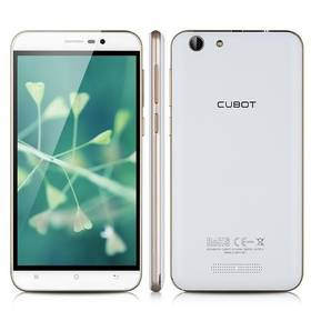 CUBOT Note S Dual SIM (PH2483) bílý