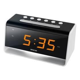 Sencor SDC 4400W (35048704) černý/stříbrný