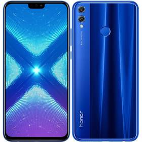 Honor 8X 64 GB Dual SIM (51092XYE) modrý
