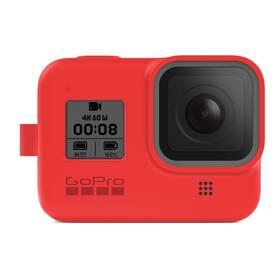 GoPro Sleeve + Lanyard (HERO8 Black) - červený