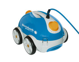 Steinbach Poolrunner, automatický, modrý + Doprava zdarma
