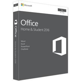 Microsoft Office 2016 Mac pro domácnosti CZ (GZA-01051) + Doprava zdarma