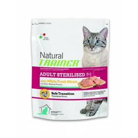 Trainer Natural Cat Adult Sterilised s drůbežím masem 300g