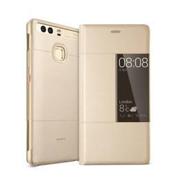 Huawei Smart Cover pro P9 (51991509) zlaté + Doprava zdarma