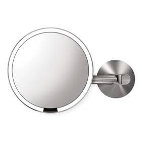 Zrkadlo kozmetické Simplehuman Sensor strieborné