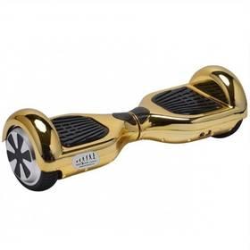 Hoverboard Eljet Chrom zlatý