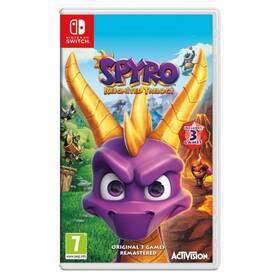 Activision SWITCH Spyro Trilogy Reignited (NSS6664)