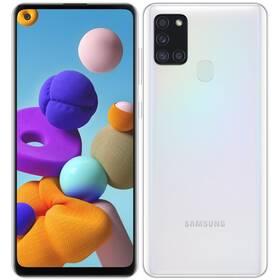 Samsung Galaxy A21s 64 GB (SM-A217FZWOEUE) bílý