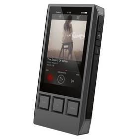 HiEnd prenosný digitálný prehrávač iBasso DX80 čierny