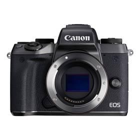 Canon EOS M5 (1279C002) černý + Doprava zdarma