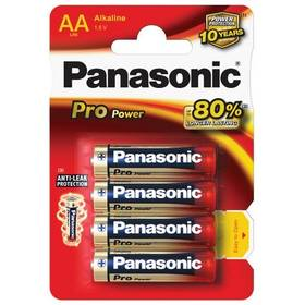 Panasonic AA, LR6, Pro Power, blistr 4ks + Doprava zdarma
