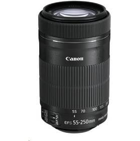 Canon EF-S 55-250mm f/4.0-5,6 IS STM + Doprava zdarma