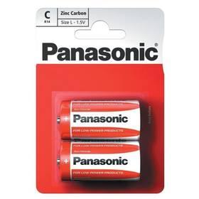 Panasonic C, R14, blistr 2ks (7518)