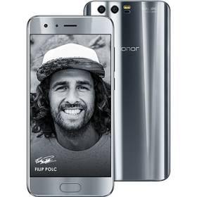 Honor 9 Dual SIM 64 GB (51091TBF) strieborný
