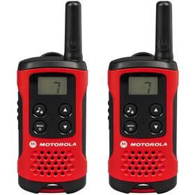 Motorola TLKR T40 (P14MAA03A1BB) červené