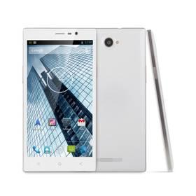 GoClever Quantum 600 Dual SIM bílý + Voucher na skin Skinzone pro Mobil CZ v hodnotě 399 Kč jako dárek + Doprava zdarma