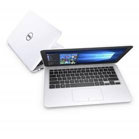 Dell Inspiron 11 (3162) (N-3162-N2-011W) bílý Monitorovací software Pinya Guard - licence na 6 měsíců (zdarma) + Software za zvýhodněnou cenu + Doprava zdarma
