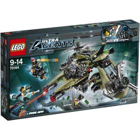 LEGO® Ultra Agents 70164 Úder hurikánu