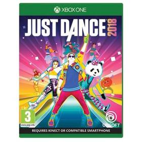 Ubisoft Xbox One Just Dance 2018 (USX303631)