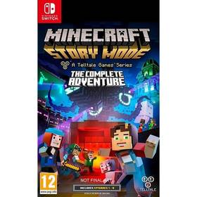 Nintendo SWITCH Minecraft Story Mode: The Complete Adventure (NSS441)