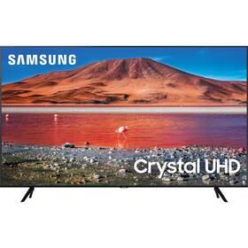 Telewizor Samsung UE43TU7072 Czarna