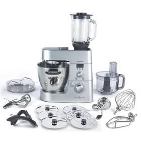 Kenwood Cooking Chef KM096 stříbrný + K nákupu poukaz v hodnotě 2 000 Kč na další nákup + Doprava zdarma