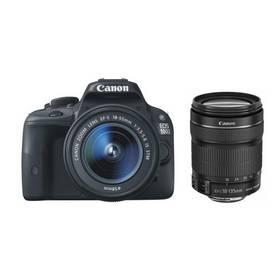 Canon EOS EOS 100D + EF-S 18-135 IS STM černý + Doprava zdarma