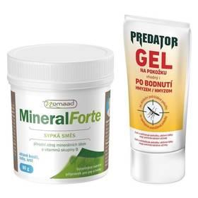 Vitar Nomaad Mineral Forte 80g + Gel Predator 25ml ZDARMA Gel Predator po bodnutí hmyzem 25 ml (zdarma)