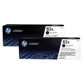 HP 83A, 2x1500 stran (CF283AD) černý