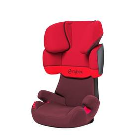 Autosedačka Cybex Solution X 2016, 15-36kg, Rumba Red