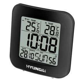 Meteorologická stanica Hyundai WS 7236 čierna
