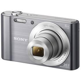 Sony DSC-W810S stříbrný