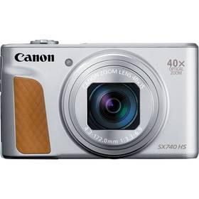 Canon PowerShot SX740 HS (2956C002) stříbrný