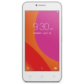 Lenovo B Dual SIM (PA4R0031CZ) bílý SIM s kreditem T-Mobile 200Kč Twist Online Internet (zdarma)Software F-Secure SAFE 6 měsíců pro 3 zařízení (zdarma)
