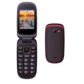 MaxCom Comfort MM818 Dual SIM (MM818RDS) červený