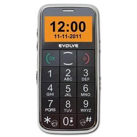 Mobilní telefon Evolveo Ego (GX445-S) černý