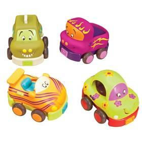 Autíčka B-toys Wheee-Is! + Doprava zdarma