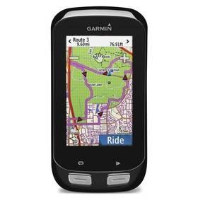 Navigačný systém GPS Garmin EDGE 1000 EU + SK TOPO + snímač čierna