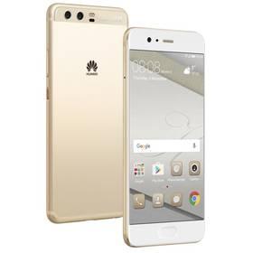 Huawei P10 Dual SIM (SP-P10DSGOM) zlatý Software F-Secure SAFE 6 měsíců pro 3 zařízení (zdarma)Fitness náramek Huawei Color Band A1 - černé (zdarma) + Doprava zdarma