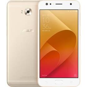 Asus ZenFone 4 Selfie (ZD553KL-5G027WW) (ZD553KL-5G027WW) zlatý + Doprava zdarma