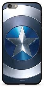 Marvel Premium Glass Captain America pro Apple iPhone X (MPCCAPAM10305) modrý