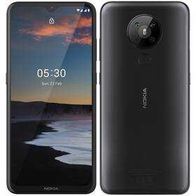 Nokia 5.3 (6830AA003666) černý (vrácené zboží 8801010139)