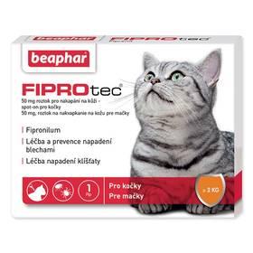 Beaphar Spot on Fiprotec pro kočky od 2 kg