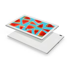 """Lenovo TAB4 10"""" Wi-Fi (ZA2J0028CZ) bílý Software F-Secure SAFE 6 měsíců pro 3 zařízení (zdarma) + Doprava zdarma"""