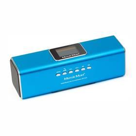 Technaxx BT-X29 a reproduktor MusicMan (4671) modrý + Doprava zdarma