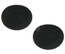 Koss molitanové náušníky pro PORTA PRO čierna