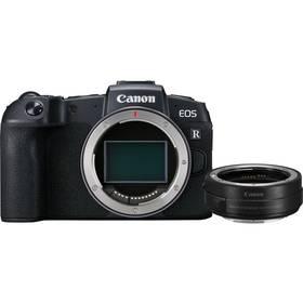 Canon EOS RP telo + adaptér čierny