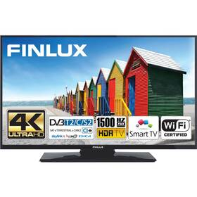 Finlux 55FUD7061 černá