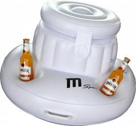 MSpa Nafukovací box na chlazení nápojů Ice Box bílý