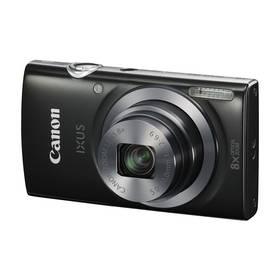 Digitálny fotoaparát Canon IXUS 160 (0135C001AA) čierny